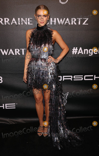 Ashlee Simpson Photo - Photo by John NacionstarmaxinccomSTAR MAX2018ALL RIGHTS RESERVEDTelephoneFax (212) 995-1196102218Ashlee Simpson at Angel Ball 2018 in New York City