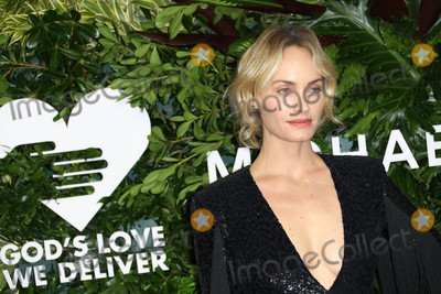 AMBER VALETTA Photo - Photo by John NacionstarmaxinccomSTAR MAX2017ALL RIGHTS RESERVEDTelephoneFax (212) 995-1196101617Amber Valetta at The 11th Annual Gods Love We Deliver Golden Heart Awards in New York City