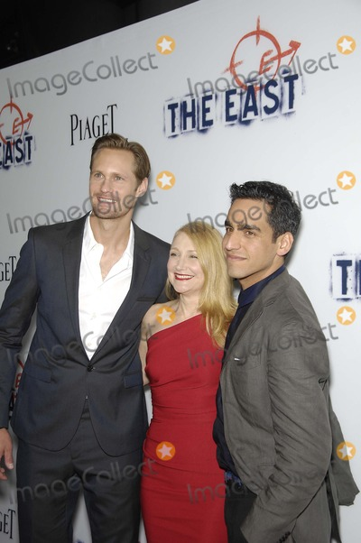 Zal Batmanglij Photo - Alexander Skarsgard Patricia Clarkson and Zal Batmanglij during the premiere of the new movie from FOX Searchlight THE EAST held at the Arclight Hollywood Cinemas on May 28 2013 in Los AngelesPhoto Michael Germana Star Max