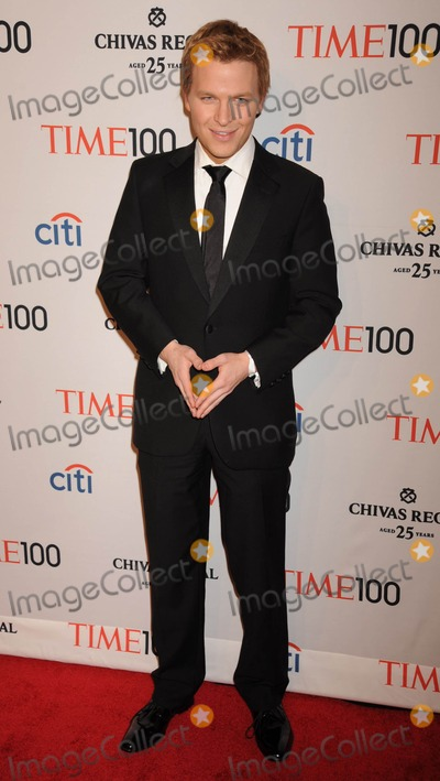 Ronan Farrow Photo - Photo by Demis Maryannakisstarmaxinccom2014ALL RIGHTS RESERVEDTelephoneFax (212) 995-119642914Ronan Farrow at The TIME 100 Gala TIMEs 100 Most Influential People In The World at Jazz at Lincoln Center(NYC)