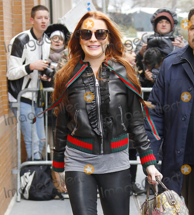 Lindsay Lohan Photo - Photo by XPXstarmaxinccomSTAR MAX2017ALL RIGHTS RESERVEDTelephoneFax (212) 995-119621317Lindsay Lohan is seen in New York City
