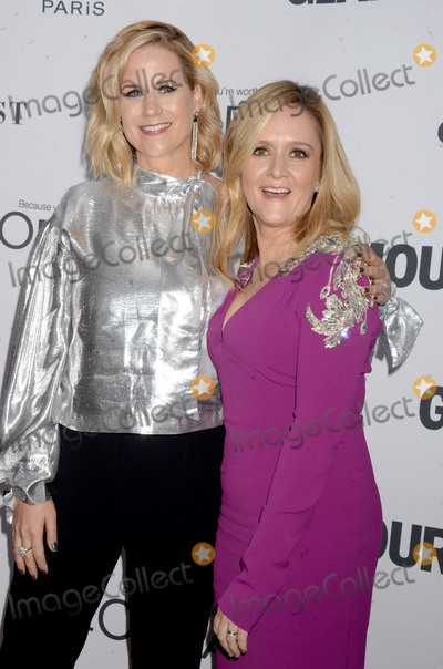 Allana Harkin Photo - Photo by Dennis Van TinestarmaxinccomSTAR MAXCopyright 2017ALL RIGHTS RESERVEDTelephoneFax (212) 995-1196111317Allana Harkin and Samantha Bee at The 2017 Glamour Women Of The Year Awards in Brooklyn New York City(NYC)