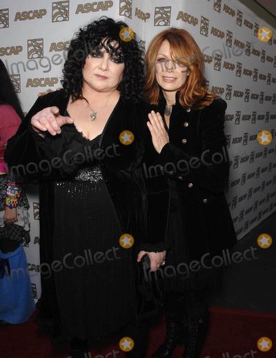 Ann Wilson Photo - Photo by Michael Germanastarmaxinccom200942209Nancy Wilson and Ann Wilson at the 26th Annual ASCAP Pop Music Awards(Los Angeles CA)