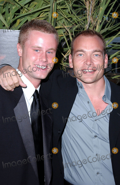 Jonathan Breck Photo - Photo by Lee RothSTAR MAX Inc - copyright 200382503Jonathan Breck and Eric Nenninger at the Los Angeles premiere of Jeepers Creepers 2(Hollywood CA)