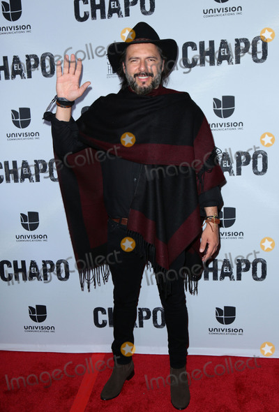 El Chapo Photo - Photo by gotpapstarmaxinccomSTAR MAXCopyright 2017ALL RIGHTS RESERVEDTelephoneFax (212) 995-119641917Rodrigo Abed at the premiere of El Chapo(Los Angeles CA)