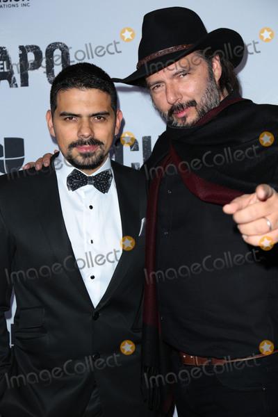Rodrigo Abed Photo - Photo by gotpapstarmaxinccomSTAR MAXCopyright 2017ALL RIGHTS RESERVEDTelephoneFax (212) 995-119641917Alejandro Aguilar and Rodrigo Abed at the premiere of El Chapo(Los Angeles CA)