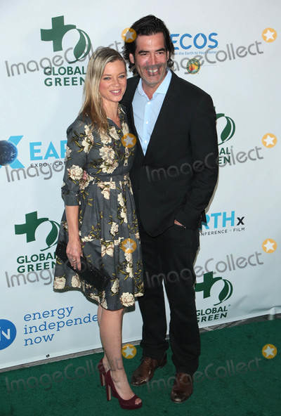 Amy Smart Photo - Photo by gotpapstarmaxinccomSTAR MAX2018ALL RIGHTS RESERVEDTelephoneFax (212) 995-119622818Amy Smart and Carter Oosterhouse at The 15th Annual Global Green Pre Oscar Party in Los Angeles CA