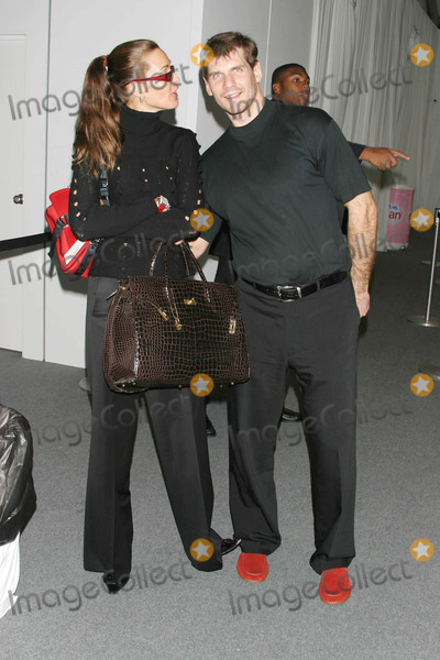 Alexei Yashin Photo - Photo by Mitch Gerberstarmaxinccom2004091304Carol Alt and Alexei Yashin at the Spring 2005 Collections during Fashion Week(NYC)
