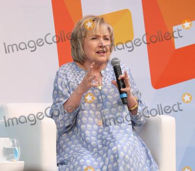 Hillary Clinton Photo - Photo by John NacionstarmaxinccomSTAR MAX2018ALL RIGHTS RESERVEDTelephoneFax (212) 995-119672118Hillary Clinton at Ozy Fest 2018 in Central Park in New York City