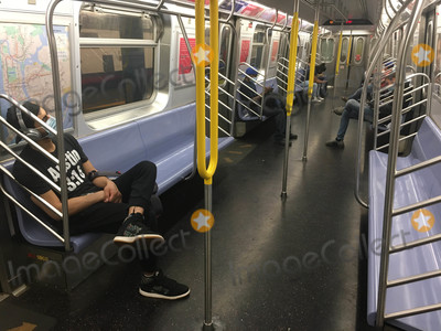 Rush Photo - Photo by SMXRFstarmaxinccomSTAR MAX2020ALL RIGHTS RESERVEDTelephoneFax (212) 995-119652920Subway Stations and Subway Cars are empty in Manhattan even at rush hour during the Coronavirus Pandemic in New York City