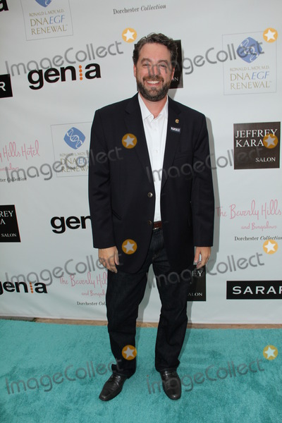 Brent Roske Photo - Photo by GPTCWstarmaxinccom2013ALL RIGHTS RESERVEDTelephoneFax (212) 995-119671013Brent Roske at The Fountain of Youth White Party to celebrate GENA and the launch of Michael Hoggs Book The Age-nostic Man(Los Angeles CA)