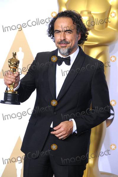 Alejandro Gonzalez Inarritu Photo - Photo by KGC-136starmaxinccomSTAR MAXCopyright 2016ALL RIGHTS RESERVEDTelephoneFax (212) 995-119622816Alejandro Gonzalez Inarritu at the 88th Annual Academy Awards (Oscars)(Hollywood CA USA)