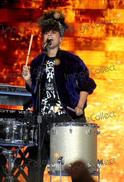 Alicia Keys Photo - Photo by Dennis Van TinestarmaxinccomSTAR MAX2016ALL RIGHTS RESERVEDTelephoneFax (212) 995-119672616Alicia Keys at Day 2 of The Democratic National Convention(Philadelphia PA)