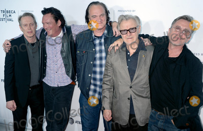 Tim Roth Photo - Photo by Dennis Van TinestarmaxinccomSTAR MAX2017ALL RIGHTS RESERVEDTelephoneFax (212) 995-119642817Steve Buscemi Michael Madsen Quentin Tarantino Harvey Keitel and Tim Roth at the Reservoir Dogs 25th Anniversary Screening at The 2017 Tribeca Film Festival in New York City