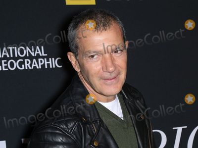 Antonio Banderas Photo - Photo by John NacionstarmaxinccomSTAR MAXCopyright 2018ALL RIGHTS RESERVEDTelephoneFax (212) 995-119641918Antonio Banderas at the National Geographic unveiling of the Genius Picasso Studio Experience - an interactive installation designed to inspire people to create their own masterpieces at 100 Avenue Of The Americas in New York City(NYC)