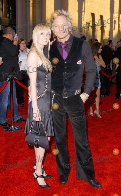 Ace Harper Photo - Photo by Lee Rothstarmaxinccom2004111404Matt Sorum and Ace Harper at the 32nd Annual American Music Awards(Los Angeles CA)