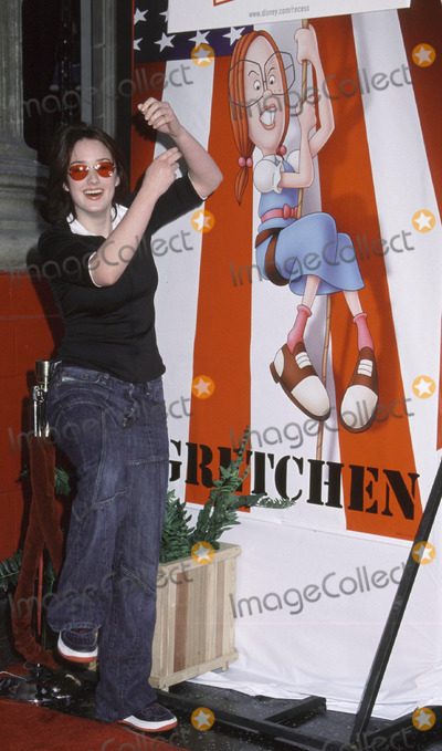 Ashley Johnson Photo - Photo by Russ Einhorn 2_10_01Copyright Star Max 2001  Recess_School-s Out  _  PremiereEl Capitan TheatreHollywood_ CaliforniaAshley Johnson who is the voice of Gretchen