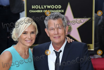 Yolanda Hadid Photo - Photo by REWestcomStarmaxinccom2013ALL RIGHTS RESERVEDTelephoneFax (212) 995-119653113Yolanda Hadid David Foster David Foster honored with a star on the Hollywood Walk of Fame in front of the Capital Records Building (Hollywood CA)