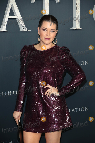 Alicia Machado Photo - Photo by gotpapstarmaxinccomSTAR MAX2018ALL RIGHTS RESERVEDTelephoneFax (212) 995-119621318Alicia Machado at the premiere of Annihilation in Los Angeles CA