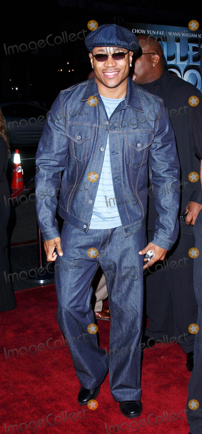 LL Cool J Photo - Photo by Lee RothSTAR MAX Inc - copyright 2003492003LL Cool J at the world premiere of Bulletproof Monk(Hollywood CA)