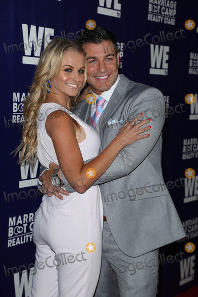Jeff Schroeder Photo - Photo by GPROstarmaxinccomSTAR MAX2015ALL RIGHTS RESERVEDTelephoneFax (212) 995-119652815Jordan Lloyd and Jeff Schroeder at the premiere party for WE tvs Marriage Bootcamp Reality Stars(West Hollywood CA)
