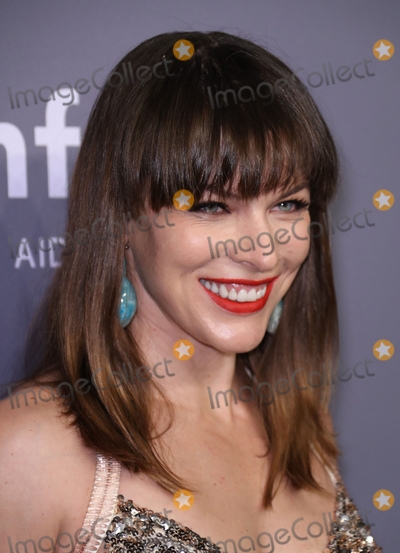 Milla Jovovich Photo - Photo by zzJohn NacionstarmaxinccomSTAR MAXCopyright 2019ALL RIGHTS RESERVEDTelephoneFax (212) 995-11962619Milla Jovovich at the amfAR Gala New York AIDS Research Benefit held at Cipriani Wall Street in New York City(NYC)