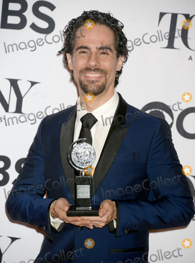 Alex Lacamoire Photo - Photo by Dennis Van TinestarmaxinccomSTAR MAX2017ALL RIGHTS RESERVEDTelephoneFax (212) 995-119661117Alex Lacamoire at The 71st Annual Tony Awards in New York City
