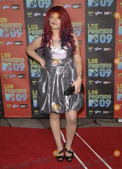 Allison Iraheta Photo - Photo by Michael Germanastarmaxinccom2009101509Allison Iraheta at the Los Premios MTV Latin America Awards(Los Angeles CA)