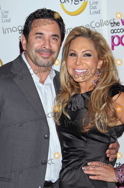 Adrienne Maloof-Nassif Photo - Photo by REWestcomstarmaxinccom201151711Adrienne Maloof Nassif and husband at The World According to Paris Series Premiere Party(Hollywood CA)