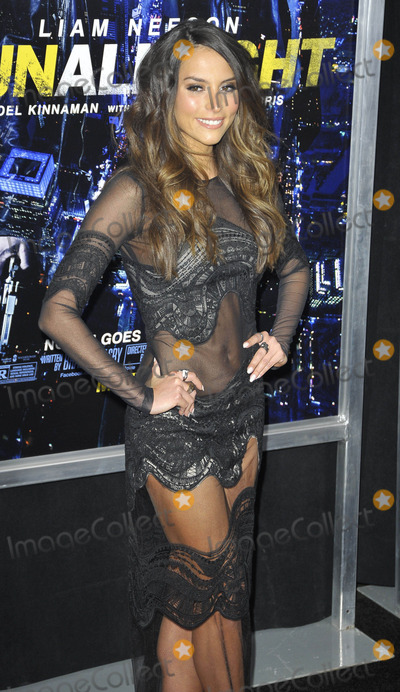 Genesis Photo - Photo by Patricia SchleinstarmaxinccomSTAR MAX2015ALL RIGHTS RESERVEDTelephoneFax (212) 995-11963915Genesis Rodriguez at the premiere of Run All Night(NYC)