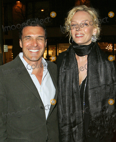 Andre Balazs Photo - Photo by Jackson Leestarmaxinccom200712307Uma Thurman and Andre Balazs at a benefit for Room to Grow(NYC)