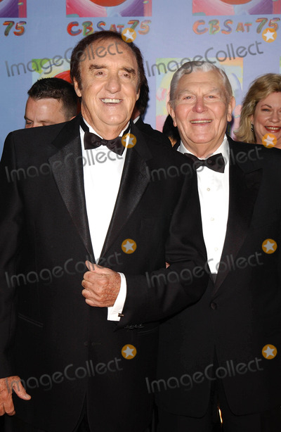Andy Griffith Photo - Photo by Walter WeissmanSTAR MAX Inc - copyright 200311203Jim Nabor and Andy Griffith attend CBS At 75(NYC)