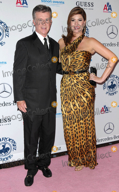 Genesis Photo - Photo by Genesisstarmaxinccom2010ALL RIGHTS RESERVEDTelephoneFax (212) 995-1196102310Alan Thicke and wife Tanya Callau at the 32nd Anniversary Carousel of Hope Ball(Beverly Hills CA)
