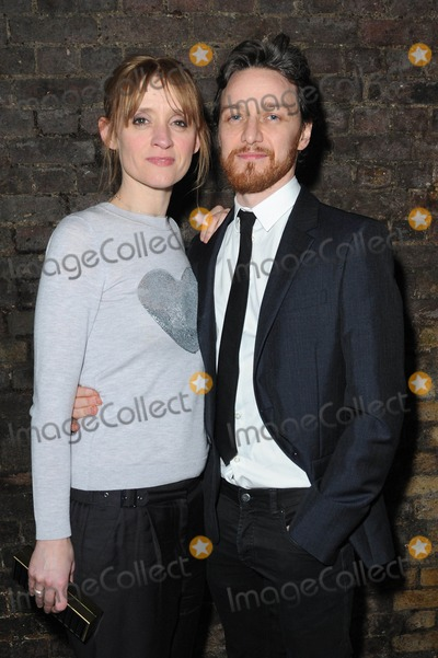 Anne Marie Duff Photo - Photo by KGC-42starmaxinccomSTAR MAX2015ALL RIGHTS RESERVEDTelephoneFax (212) 995-119612815James McAvoy and wife Anne-Marie Duff at the press night photocall for The Ruling Class(London England UK)