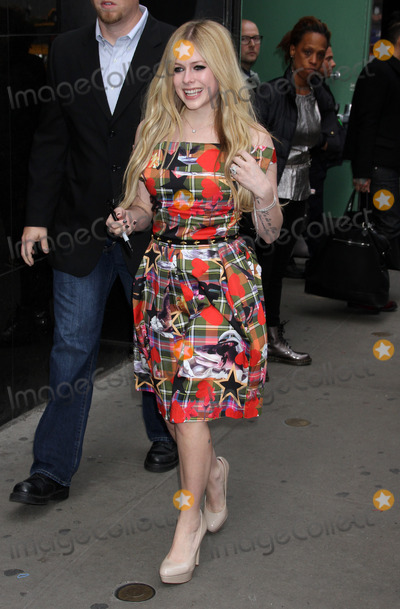 Avril Lavigne Photo - Photo by KGC-146starmaxinccom2013ALL RIGHTS RESERVEDTelephoneFax (212) 995-119611513Avril Lavigne at Good Morning America(NYC)