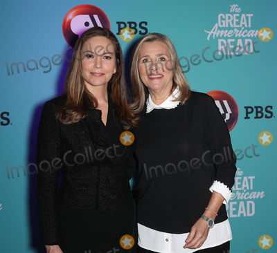 Meredith Vieira Photo - Photo by John NacionstarmaxinccomSTAR MAXCopyright 2018ALL RIGHTS RESERVEDTelephoneFax (212) 995-119642018Diane Lane and Meredith Vieira at the PBS Television Network launch of The Great American Read in New York City(NYC)