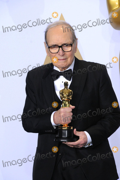 Ennio Morricone Photo - Photo by KGC-136starmaxinccomSTAR MAXCopyright 2016ALL RIGHTS RESERVEDTelephoneFax (212) 995-119622816Ennio Morricone at the 88th Annual Academy Awards (Oscars)(Hollywood CA USA)