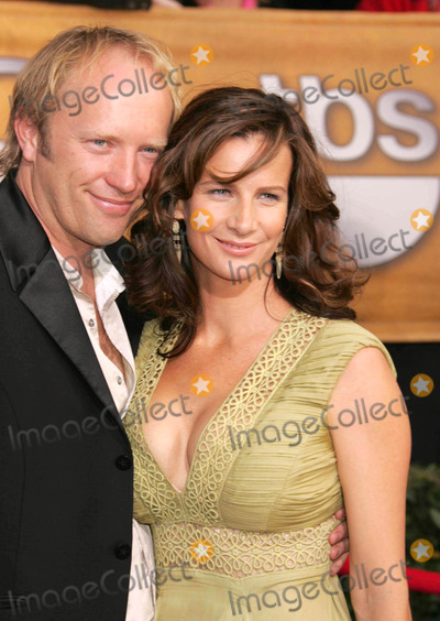 Andrew Taylor Photo - Photo by REWestcomstarmaxinccom200612906Andrew Taylor and Rachel Griffiths at the 12th Annual Screen Actors Guild (SAG) Awards(Los Angeles CA)