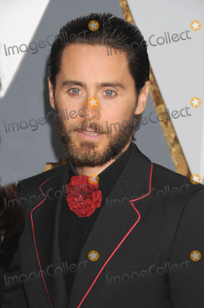 Jared Leto Photo - Photo by GLXstarmaxinccomSTAR MAXCopyright 2016ALL RIGHTS RESERVEDTelephoneFax (212) 995-119622816Jared Leto at the 88th Annual Academy Awards (Oscars)(Hollywood CA USA)