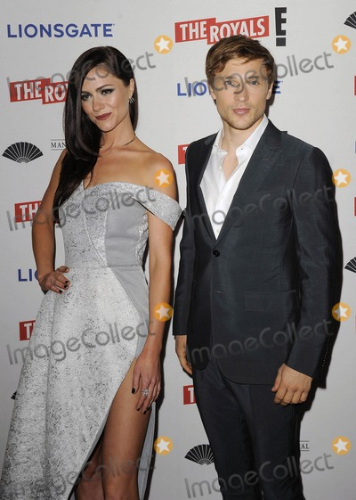 Alexandra Park Photo - Photo by KGC-138starmaxinccomSTAR MAX2015ALL RIGHTS RESERVEDTelephoneFax (212) 995-119632415Alexandra Park and William Moseley at the premiere party for The Royals(Mandarin Hotel London England UK)