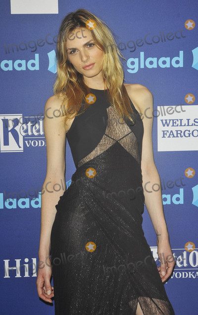 Andreja Pejic Photo - Photo by Patricia SchleinstarmaxinccomSTAR MAX2015ALL RIGHTS RESERVEDTelephoneFax (212) 995-11965915Andreja Pejic at The 26th Annual GLAAD Media Awards(NYC)