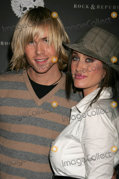 Ashley Parker Angel Photo - Photo by REWestcomstarmaxinccom2006101806Ashley Parker Angel and Tiffany Lynn Angel at the Rock  Republic After Party(Beverly Hills CA)