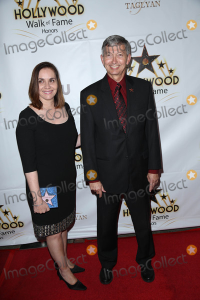 Ana Martinez Photo - Photo by gotpapstarmaxinccomSTAR MAX2016ALL RIGHTS RESERVEDTelephoneFax (212) 995-1196102516Ana Martinez and Leron Gubler at The Hollywood Walk Of Fame Honors outside the Taglyan Complex in Hollywood CA