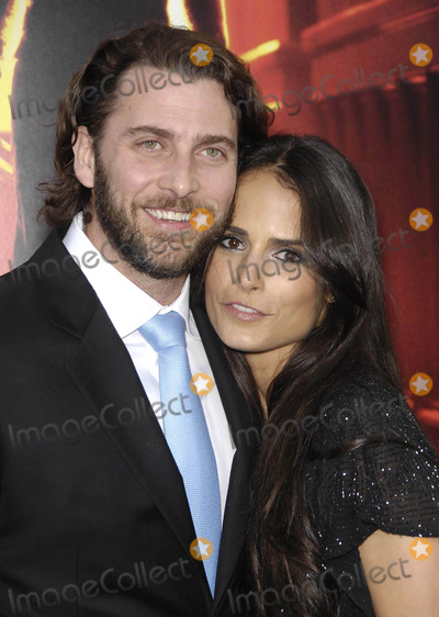 Andrew Form Photo - Photo by Michael Germanastarmaxinccom201042710Jordana Brewster and Andrew Form at the premiere of A Nightmare on Elm Street(Hollywood CA)