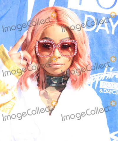 Sapphire Photo - Photo by Raoul GatchalianstarmaxinccomSTAR MAX2017ALL RIGHTS RESERVEDTelephoneFax (212) 995-11965617Blac Chyna is seen at Sapphire Pool Club in Las Vegas Nevada