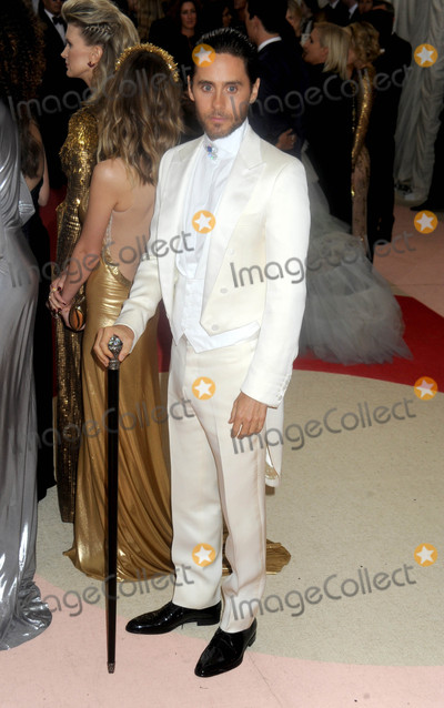 Jared Leto Photo - Photo by Dennis Van TinestarmaxinccomSTAR MAX2016ALL RIGHTS RESERVEDTelephoneFax (212) 995-11965216Jared Leto at Manus x Machina Fashion In An Age of Technology Costume Institute Gala(Metropolitan Museum of Art NYC)