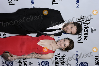 Ashley Hinshaw Photo - Photo by Michael GermanastarmaxinccomSTAR MAX2016ALL RIGHTS RESERVEDTelephoneFax (212) 995-11961916Topher Grace and Ashley Hinshaw at The Art of Elysiums Ninth Annual Heaven Gala(Culver City CA)