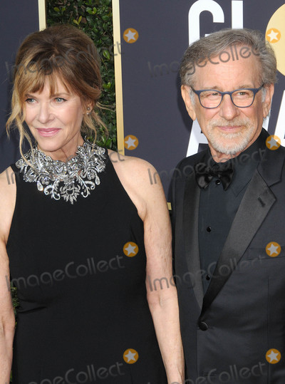 Kate Capshaw Photo - Photo by GalaxystarmaxinccomSTAR MAXCopyright 2018ALL RIGHTS RESERVEDTelephoneFax (212) 995-11961718Kate Capshaw and Steven Spielberg at the 75th Annual Golden Globe Awards(Beverly Hills CA)s
