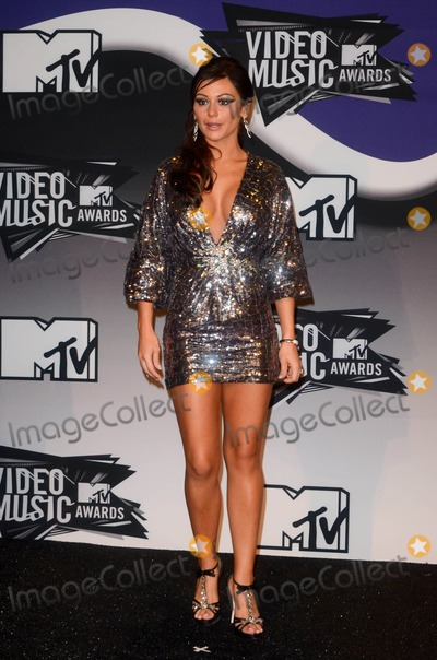 Jenni J-Woww Photo - Photo by REWestcomstarmaxinccom2011ALL RIGHTS RESERVEDTelephoneFax (212) 995-119682811Jenni J-Woww Farley at the 28th Annual MTV Video Music Awards(Los Angeles CA)