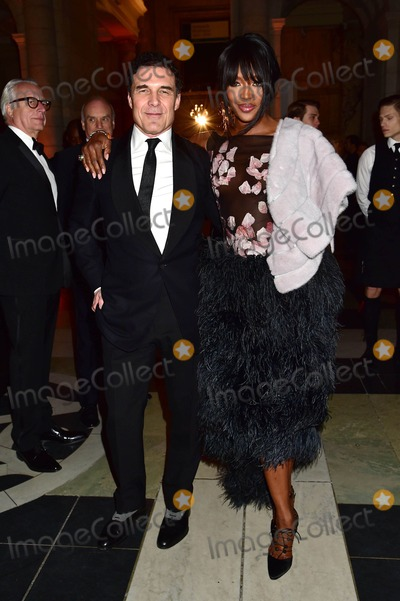 Andre Balazs Photo - Photo by KGC-42starmaxinccomSTAR MAX2015ALL RIGHTS RESERVEDTelephoneFax (212) 995-119631215Andre Balazs and Naomi Campbell at the Alexander McQueen Savage Beauty Fashion Gala(London England UK)